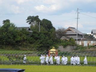 疫隅神社 秋祭り 3