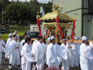 疫隅神社 秋祭り 4