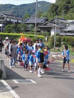 疫隅神社 秋祭り 5