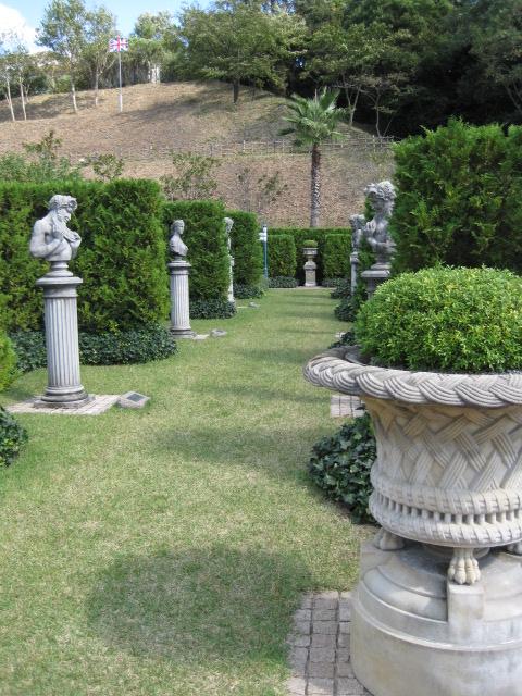 イギリス庭園 7