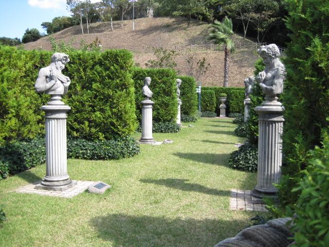 イギリス庭園 8