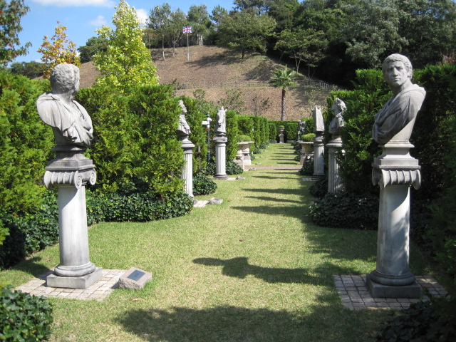 イギリス庭園 10