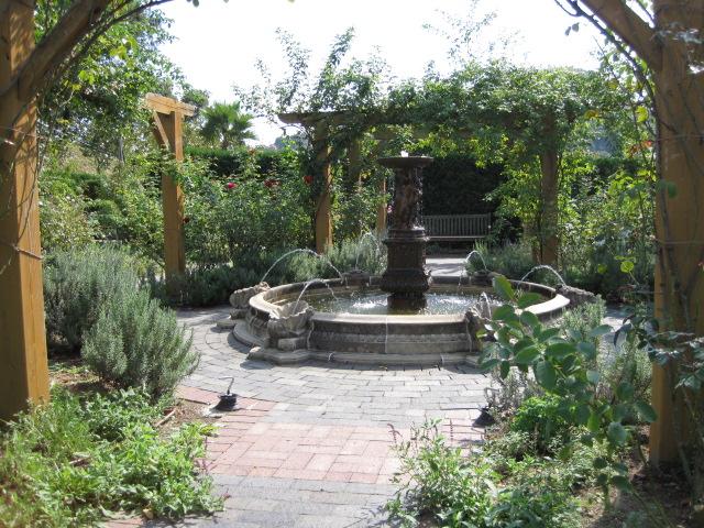 イギリス庭園 16