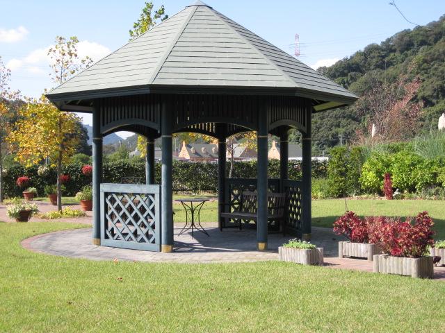 イギリス庭園 19