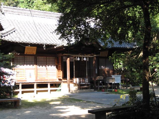 田井八幡宮 3