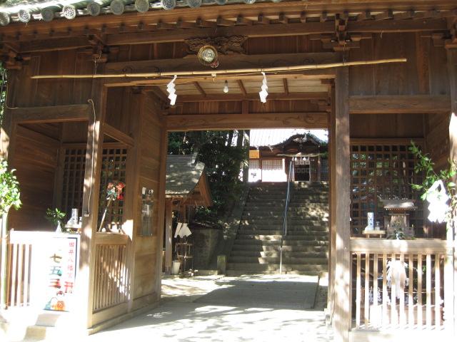 田井八幡宮 5