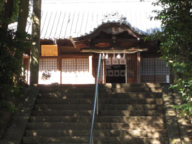 田井八幡宮 6