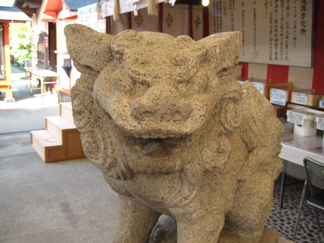 沖田神社 5
