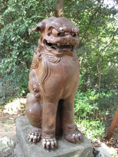 阿保田神社 2