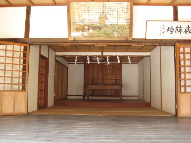 阿保田神社 5