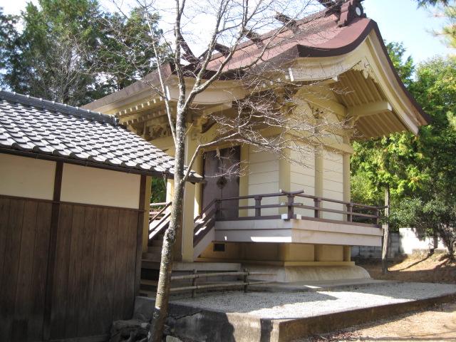 阿保田神社 6