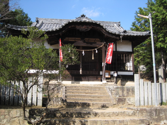 阿保田神社 7