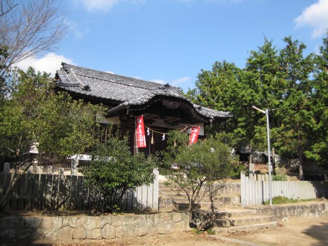 阿保田神社 8