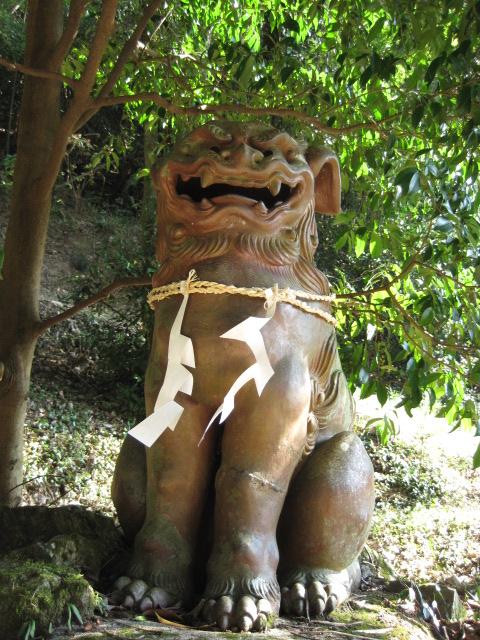 雨垂布勢神社 2
