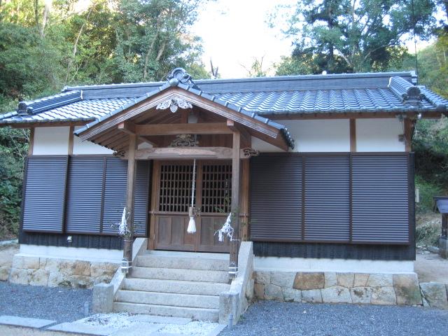矢田八幡宮 5
