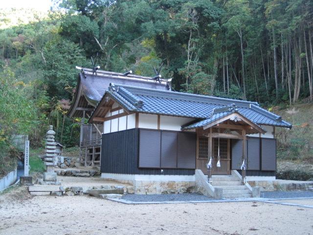 矢田八幡宮 8