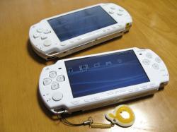 新旧PSP