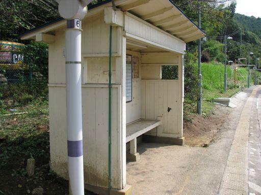 JR烏山線 滝駅 待合室