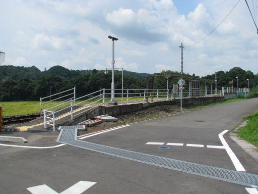 JR烏山線 小塙駅 駅全景