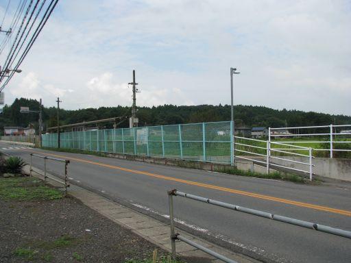 JR烏山線 鴻野山駅 駅全景