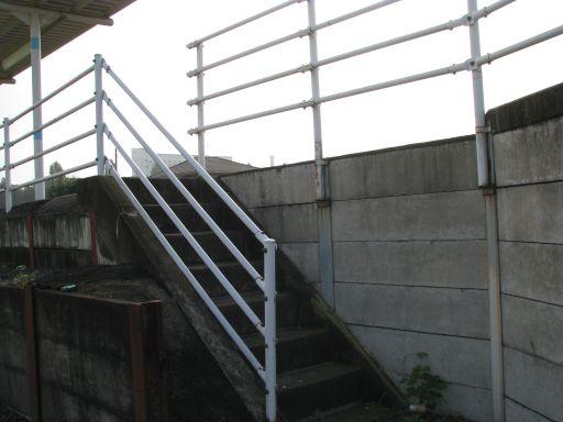 JR烏山線 下野花岡駅 駅入り口2