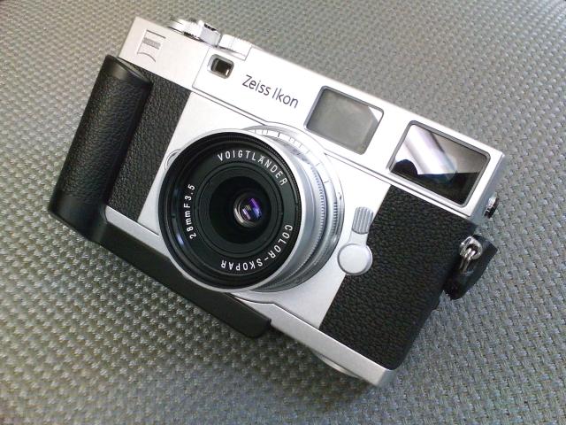 Color Skopar 28mm F3.5