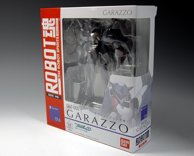 ROBOT魂ガラッゾ