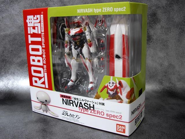 ROBOT魂typeZEROspec2レビュー