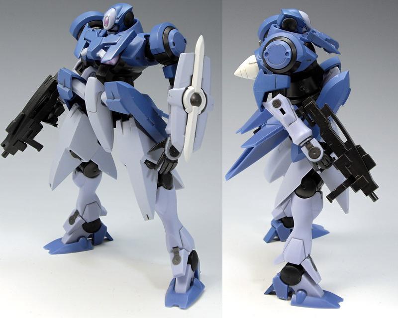 ROBOT魂GN-Xレビュー