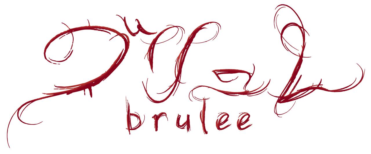 ブリュレ ロゴ
