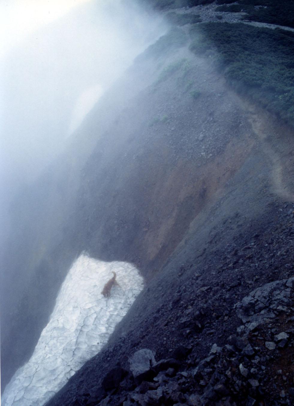 1997.7 ビンゴ ガス間の残雪