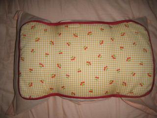 枕パッド装着