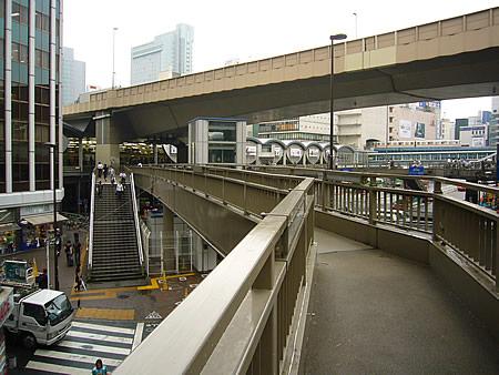 代官山から渋谷