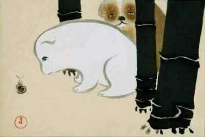 inu狗児