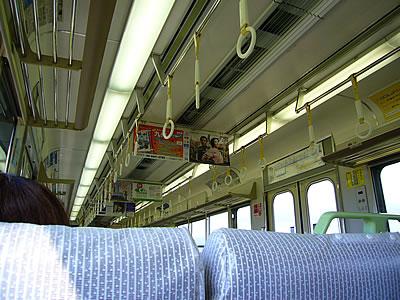 JR吊り広告