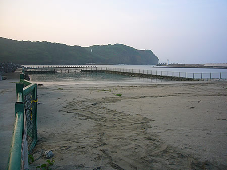 鮫が崎・浜脇なぎさ公園