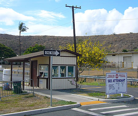 Road to Diamond Head