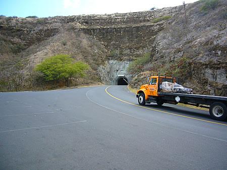 Road to Diamond Head