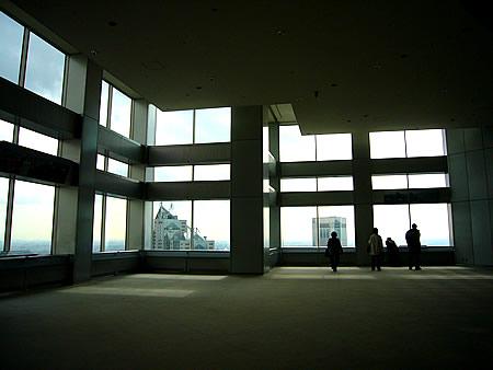 都庁南展望室