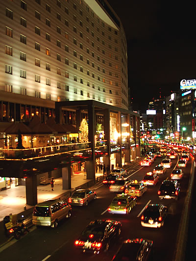 赤坂東急プラザ
