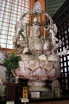 宝厳寺(滋賀県長浜市・竹生島)