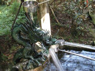 手水の竜神