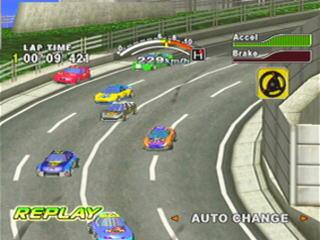 デイトナUSA 2001