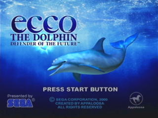 ecco THE DOLPHIN ~DEFENDER OF THE FUTURE~