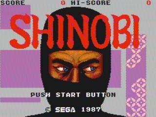 SHINOBI忍