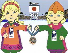 ウインターオリンピック