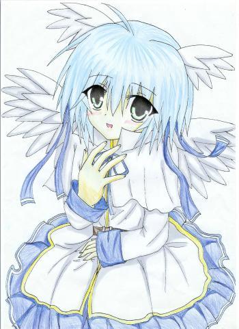見習い天使Sey(アーリ-モデル)