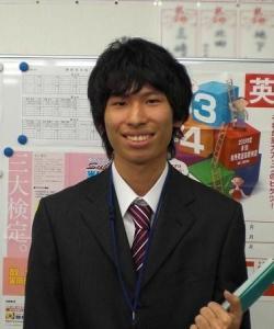 石井 一也 講師です!!!(下総中山駅前校)