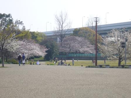 大浜公園広場