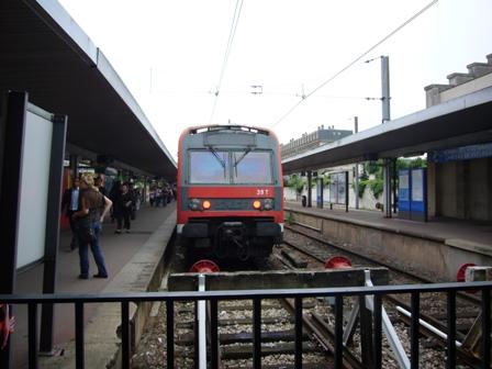 ヴェルサイユ駅